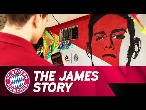 The James Rodríguez Story: From Colombia to FC Bayern