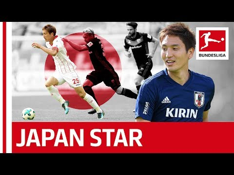 Genki Haraguchi - Japan's Answer to James Rodriguez
