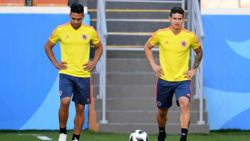 World Cup LIVE: Colombia vs Japan - Group H