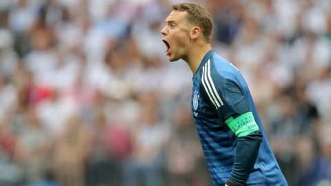 Neuer: Mexico defeat was