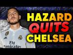 Eden Hazard To LEAVE Chelsea For Real Madrid After World Cup?! | Transfer Talk