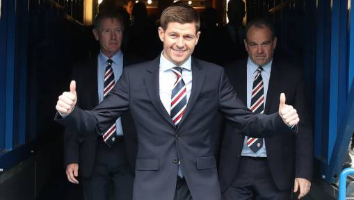 Steven Gerrard Set to Sign Former Liverpool Defender With Rangers Medical Imminent