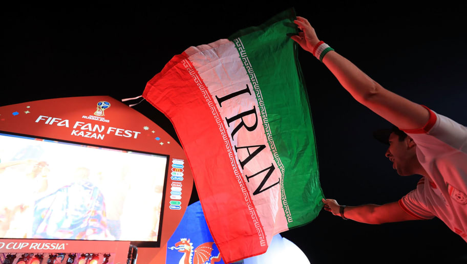 World Cup LIVE: Spain vs Iran - Group B