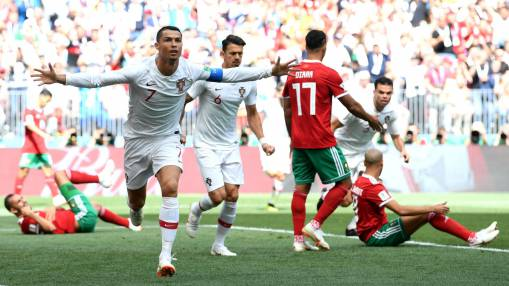 Ronaldo can't do it alone for Portugal