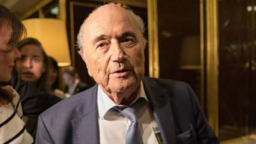 Sepp Blatter: Former Fifa boss backs England-led World Cup bid as he defends presence in Russia