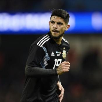 ARSENAL in talks with BANEGA's agent