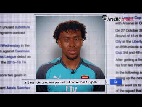 True or false? Alex Iwobi v Wikipedia