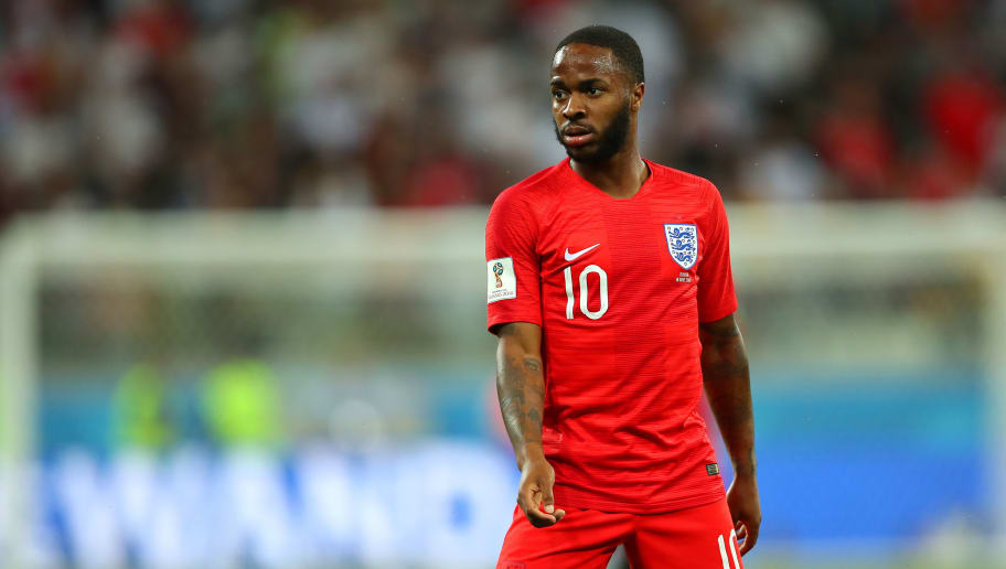 England Star Raheem Sterling Opens Up on 'Unbelievable' Tabloid Hate Campaigns
