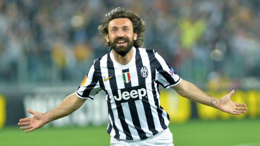Juventus' success has come thanks to buying likes of Pirlo, Pogba, Khedira on cheap