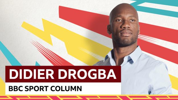 World Cup 2018: Didier Drogba on England, African teams - and life without a ponytail