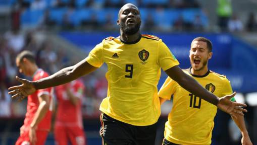 Belgium 5-2 Tunisia: Player Ratings as Hazard & Lukaku Run Riot Against North Africans