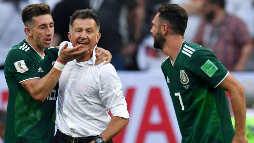 Mexico's World Cup plan was months in the making