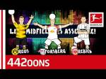 Reus, Forsberg or Rebic for Left Midfield? - World Cup Dream Team Rap Battle - Powered by 442oons