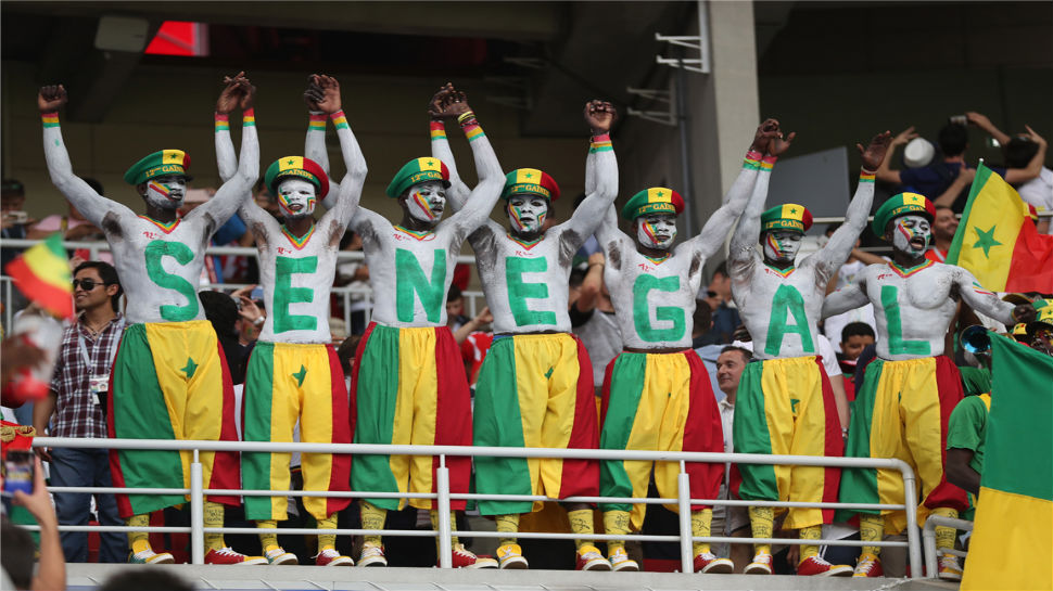 Why we have fallen hard for the Senegal World Cup team
