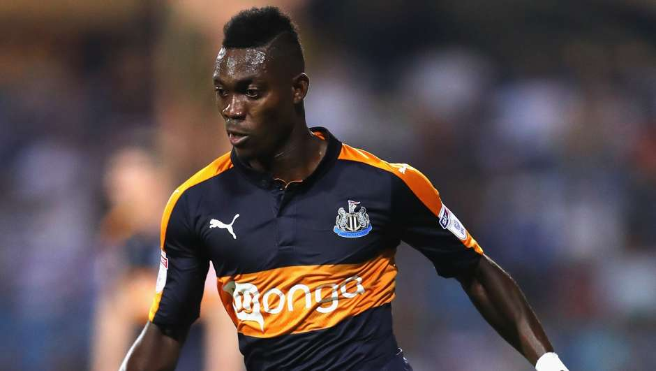 Newcastle United winger Christian Atsu to begin next season EPL campaign against Tottenham Hotspurs