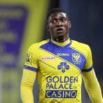 Striker Elton Acolatse suspended for Sint-Truiden clash against leaders Genk in Belgium
