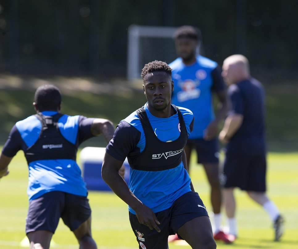 Andy Yiadom to make injury return against Sheffield Wednesday