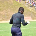 Medeama goalkeeper Eric Ofori Antwi excited by his heroic performance in the draw against Hearts