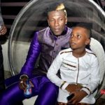 VIDEO: Asamoah Gyan spends quality time with adorable family