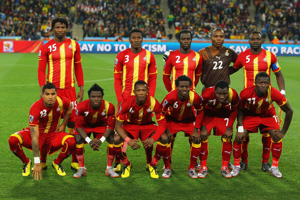 Ghana among five overachievers at the World Cup