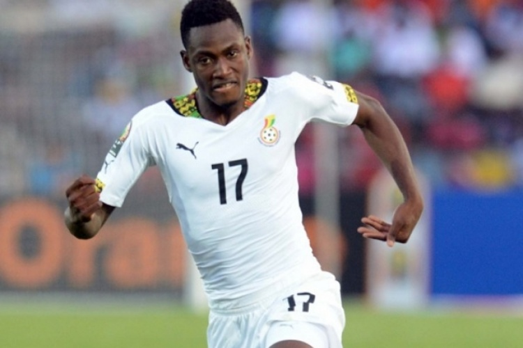 Defender Baba Rahman admits pressure playing for the Black Stars