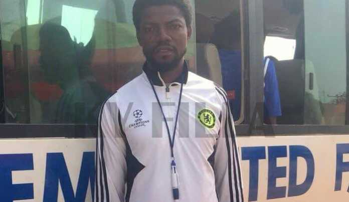 Bechem United Coach Bismarck Mensah praises players character in victory over WAFA
