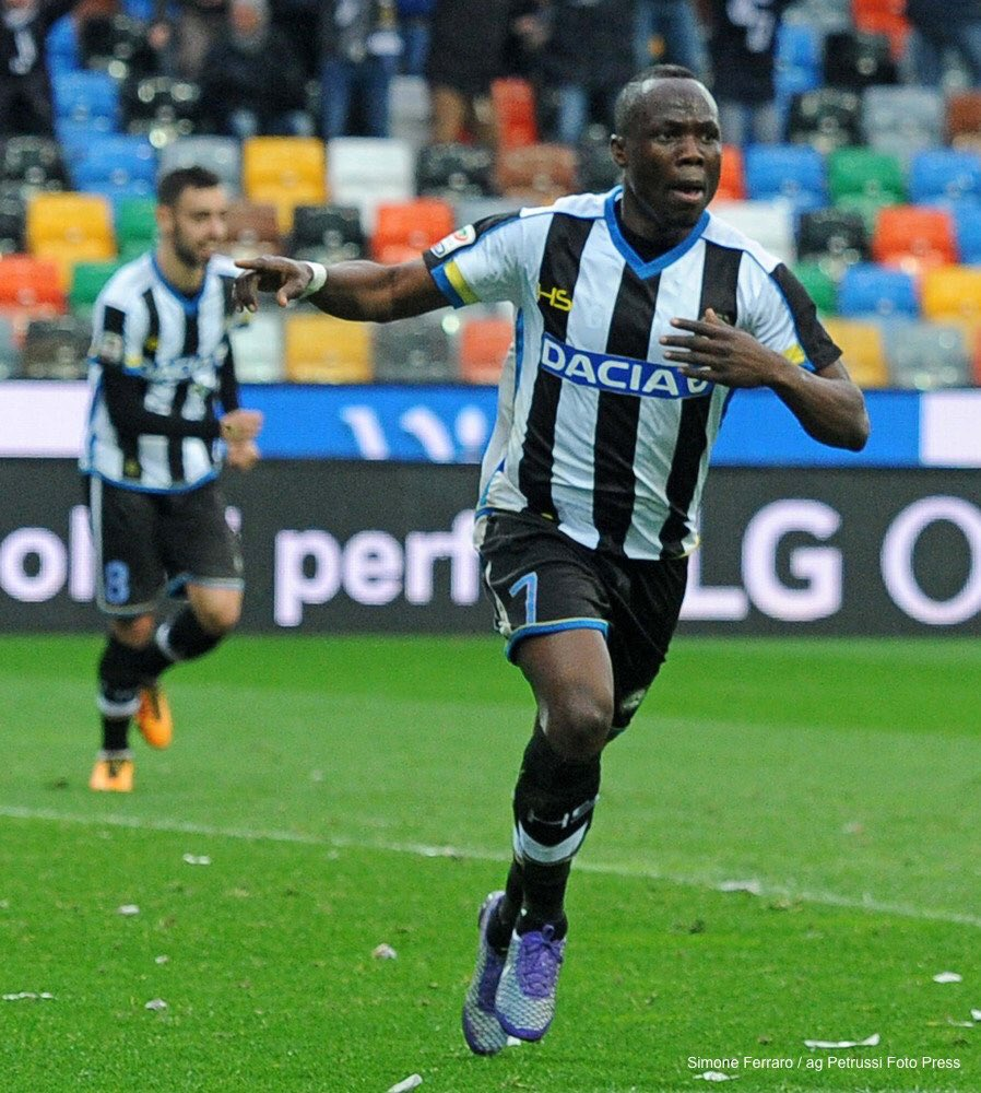 EXCLUSIVE: AS Roma Sporting Director wants to sign Udinese ace Emmanuel Agyemang-Badu