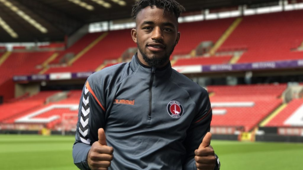 Ghanaian youngster Tarique Fosu handed new deal by Charlton Athletic