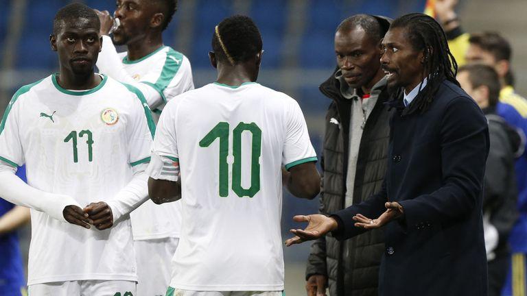 Senegal Coach Aliou Cisse Proud Of Players Despite World Cup Elimination