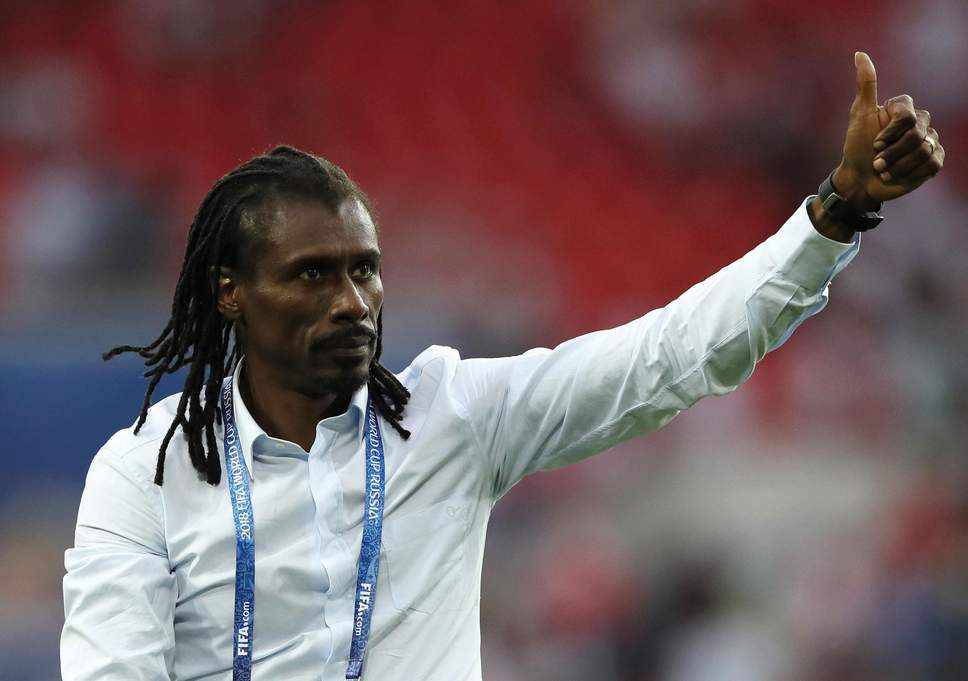 2018 WORLD CUP: Senegal Coach Aliou Cisse insists discipline was key in their victory over Poland
