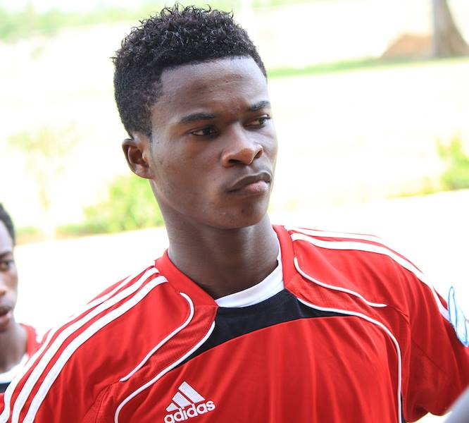 WAFA all-time top scorer striker Charles Boateng back to best after injury nightmare