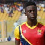 Ex-Hearts of Oak star Cosmos Dauda signs two-year deal with Jordanian side Al Faisaly