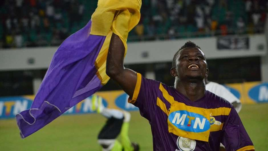 Medeama star Kwasi Donsu delighted to extend contract with the club