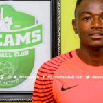 OFFICIAL: Peter Sarkodie joins Dreams FC