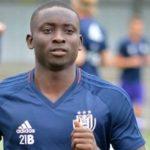 Dauda Mohammed on target for Anderlecht reserves against Ajax Amsterdam