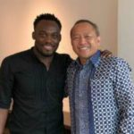 Persib Bandung President grateful to Michael Essien for his services at the club