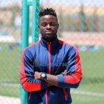 'Shy' former Hearts of Oak striker Cosmos Dauda denies signing for Jordanian side Al Faisaly