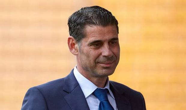 2018 FIFA World Cup: Fernando Hierro appointed Spain coach after the sensational sacking of Julen Lopetegui