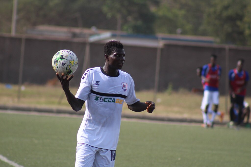 From Beach Soccer to Ghana Premier League- Inter Allies' Fuseini Mohammed tells his story