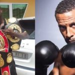 Will boxing promoter Asamoah Gyan succeed where former England star Rio Ferdinand failed?
