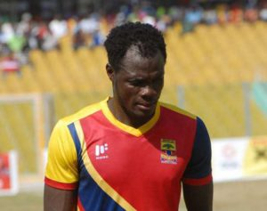 'No contract, no training' - Inusah Musah to Hearts of Oak