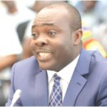 AWCON 2018: Sports Minister Isaac Asiamah rallies support for Black Queens