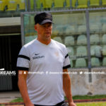 Dreams FC manager Juha Posaja surprised with his sides performance in draw against Dwarfs