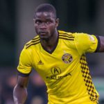 VIDEO: Columbus Crew ace Jonathan Mensah makes appearance at Youth Soccer Clinic