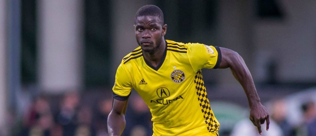 Columbus Crew seeks to rebound after Jonathan Mensah recovery from thigh injury