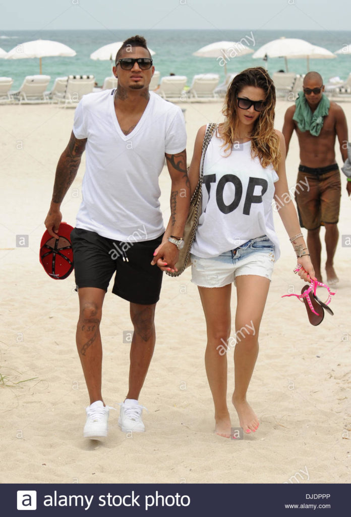 VIDEO: Kevin Prince Boateng shows off skill in Ibiza on holidays