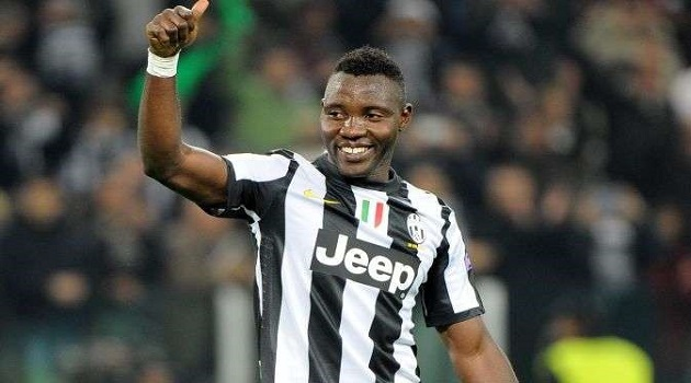 Italian giants Inter Milan set to announce the signing of Kwadwo Asamoah with two others