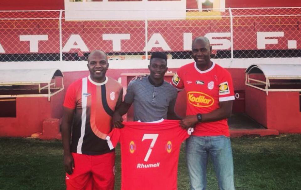 Division One League Zone III: Accra Lions FC transfer midfielder Kaya Makosso to Brazilian side Batatais FC