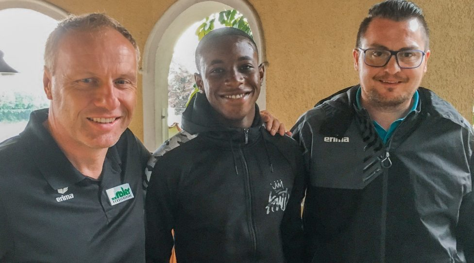 EXCLUSIVE: Tony Yeboah's son Kelvin signs one-year deal with German side WSG Wattens