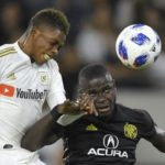 Latif Blessing shines as LAFC halt Columbus Crew's unbeaten run